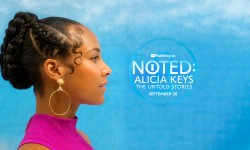 Noted: Alicia Keys the Untold Stories